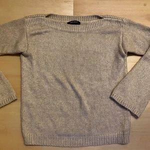 Lovey cream colored sweater